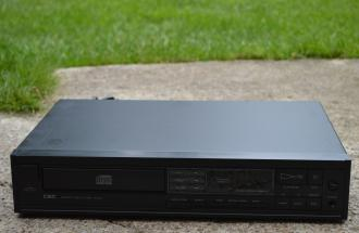 CD Player CEC Chuo Denki 540 CD_0