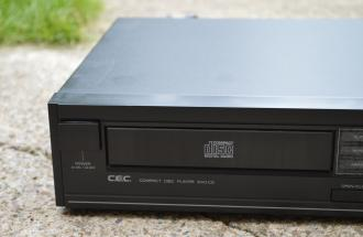 CD Player CEC Chuo Denki 540 CD_1